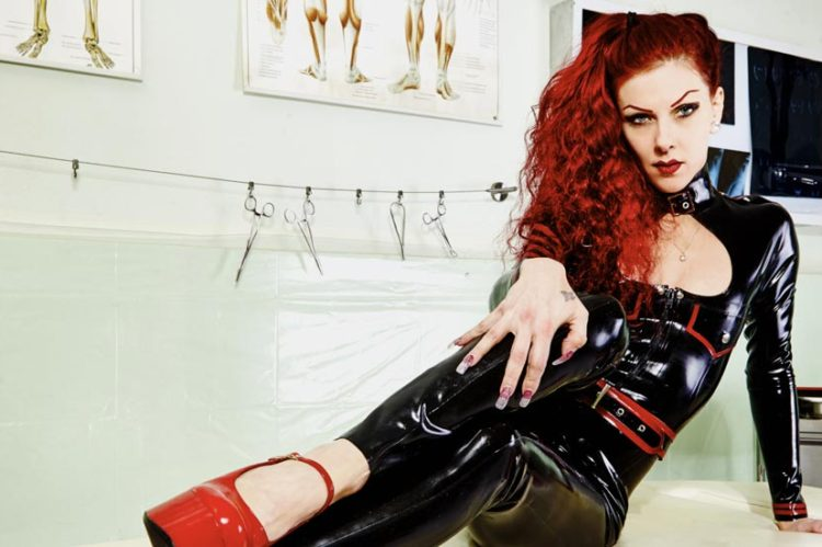 Mistress Italiane e Clinical BDSM